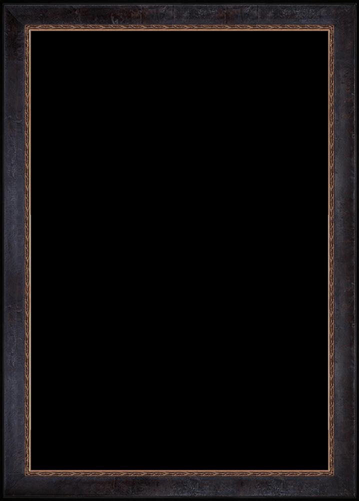 Sambrosa Distressed Espresso Frame 24