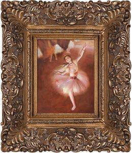 Star Dancer (On Stage) Pre-Framed
