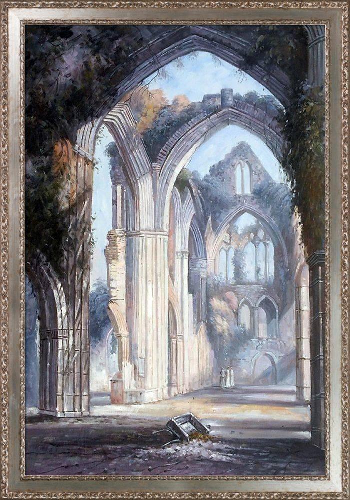 Tintern Abbey Pre-Framed