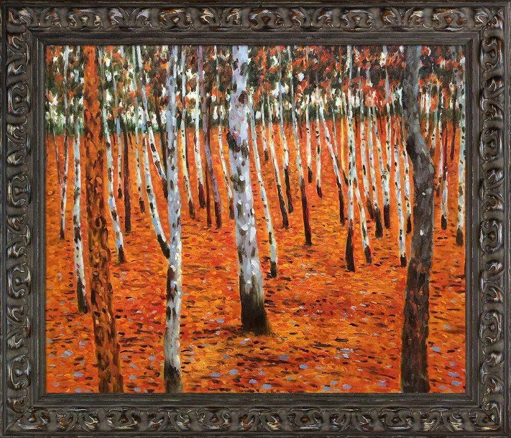 Beech Forest I Pre-Framed