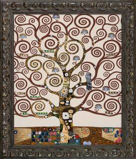 Tree of Life (Luxury Line) Pre-Framed