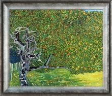 Golden Apple Tree (Luxury Line) Pre-Framed