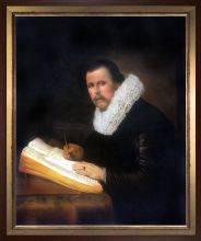 A Scholar Pre-Framed