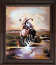 A Slick Rider Pre-Framed