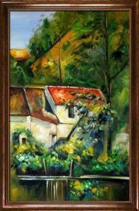 House of Piere La Croix Pre-Framed