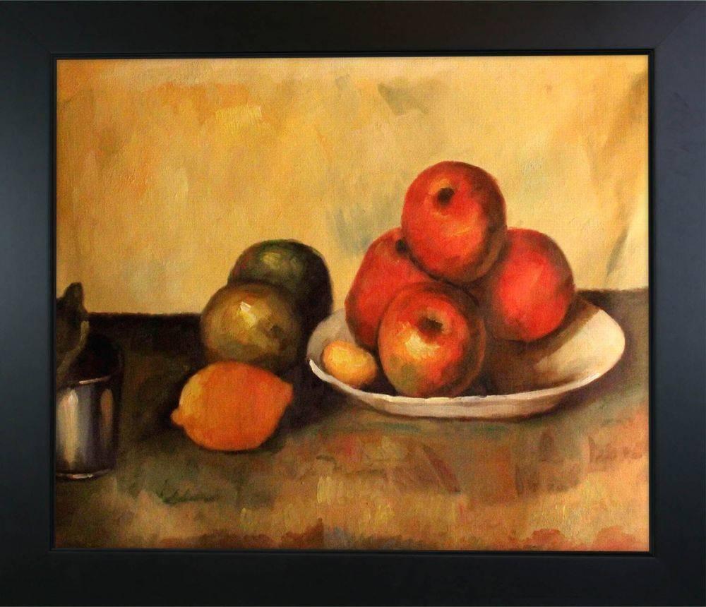 Still Life with Apples Pre-Framed