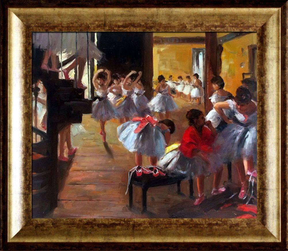 The Dance Class Pre-Framed