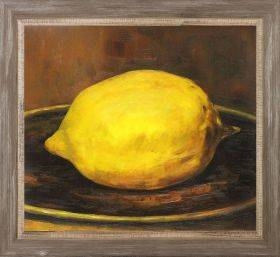 The Lemon Pre-Framed
