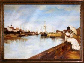 The Harbor at Lorient Pre-Framed