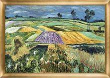 Wheatfields Pre-Framed