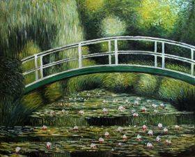 White Water Lilies, 1899