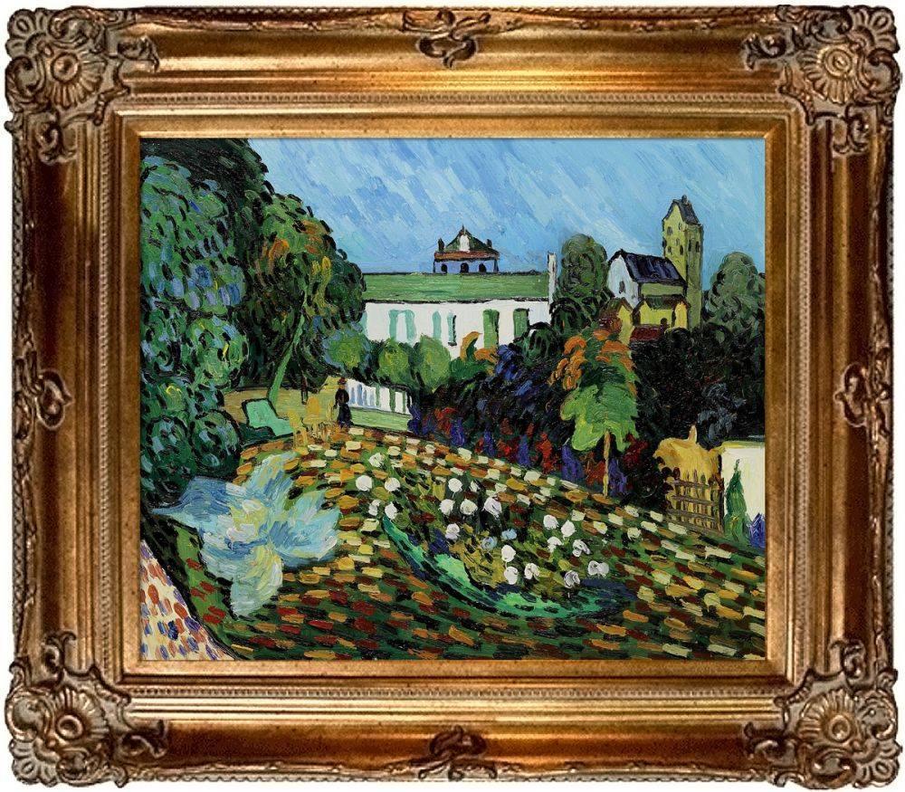 Daubigny's Garden Pre-Framed