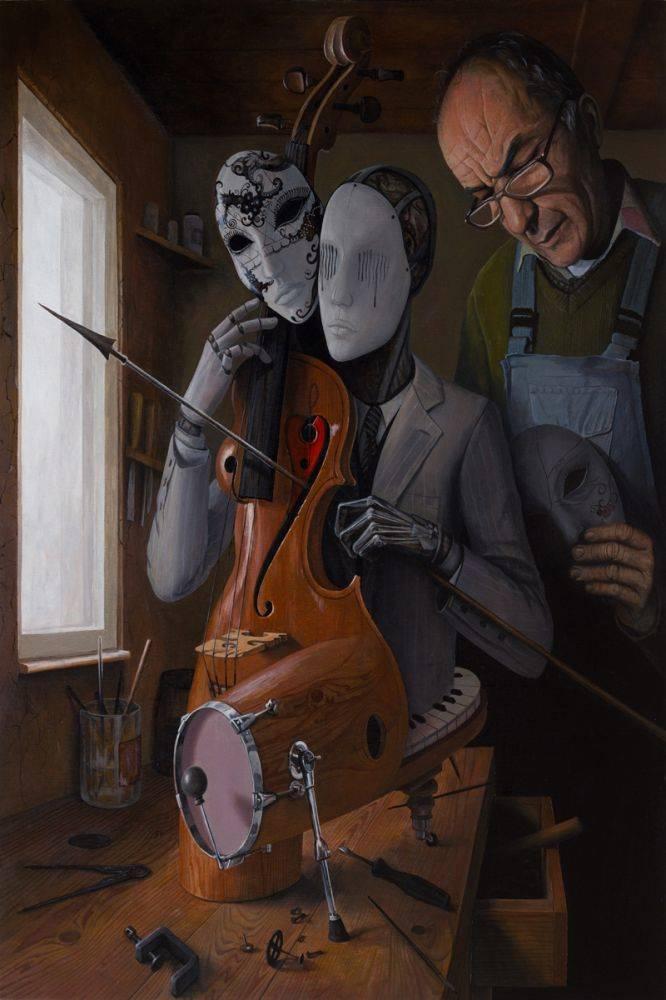 Artist in Love III