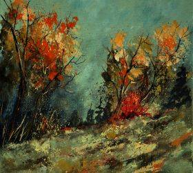 Autumn landscape 452101