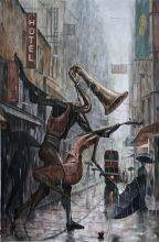 Life Is a Dance in The Rain Instrumental Reproduction
