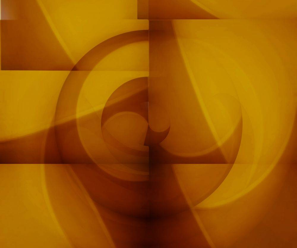 Abstract Composition 91