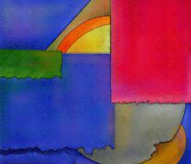 Abstract Composition 70