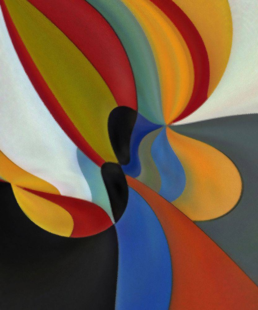 Abstract Composition 38