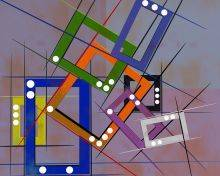Abstract Composition 1911