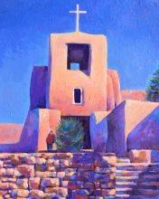 Oldest Church in Santa Fe