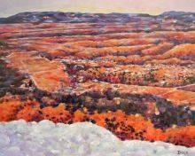 Gjost Ranch From Kitchen Mesa