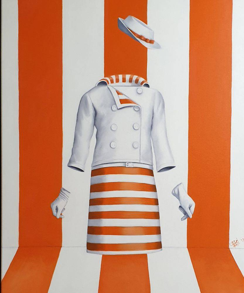 Hommage to Courreges 1965
