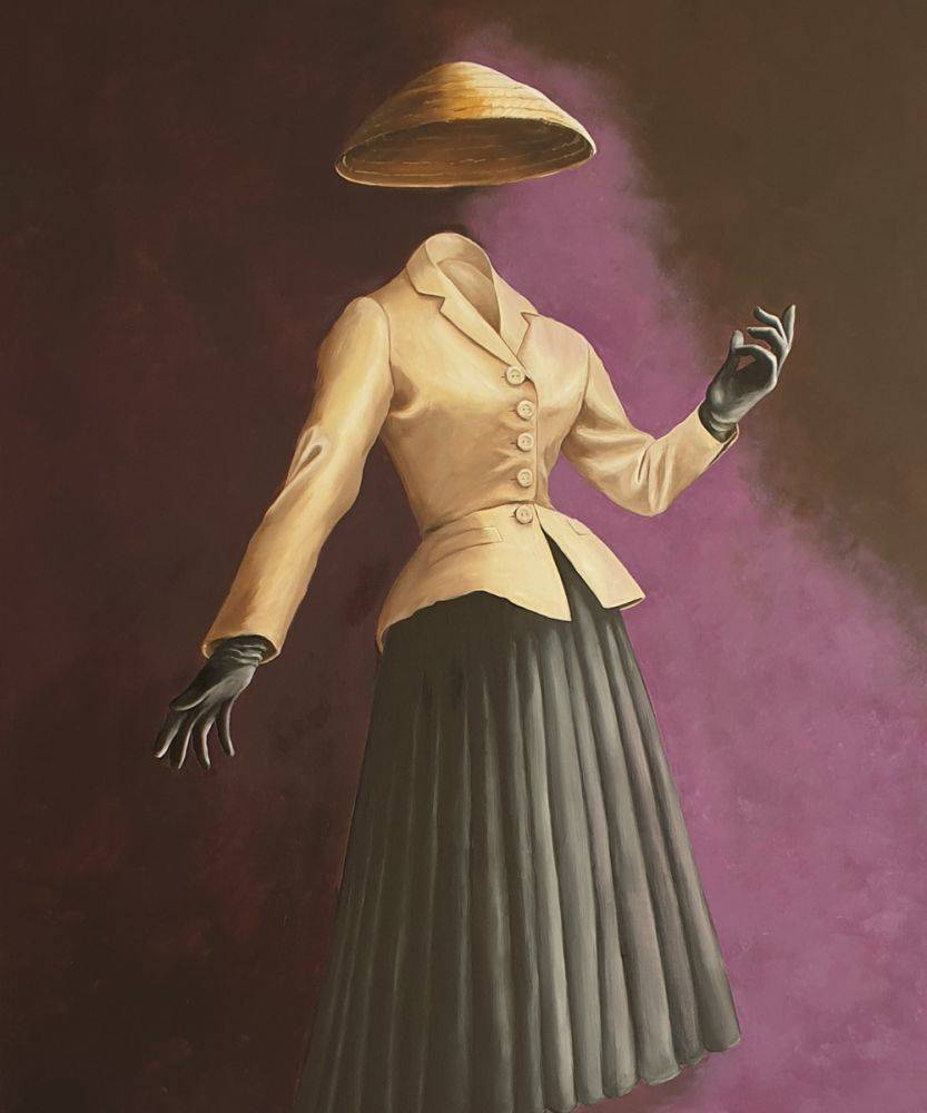 Hommage to Dior 1956