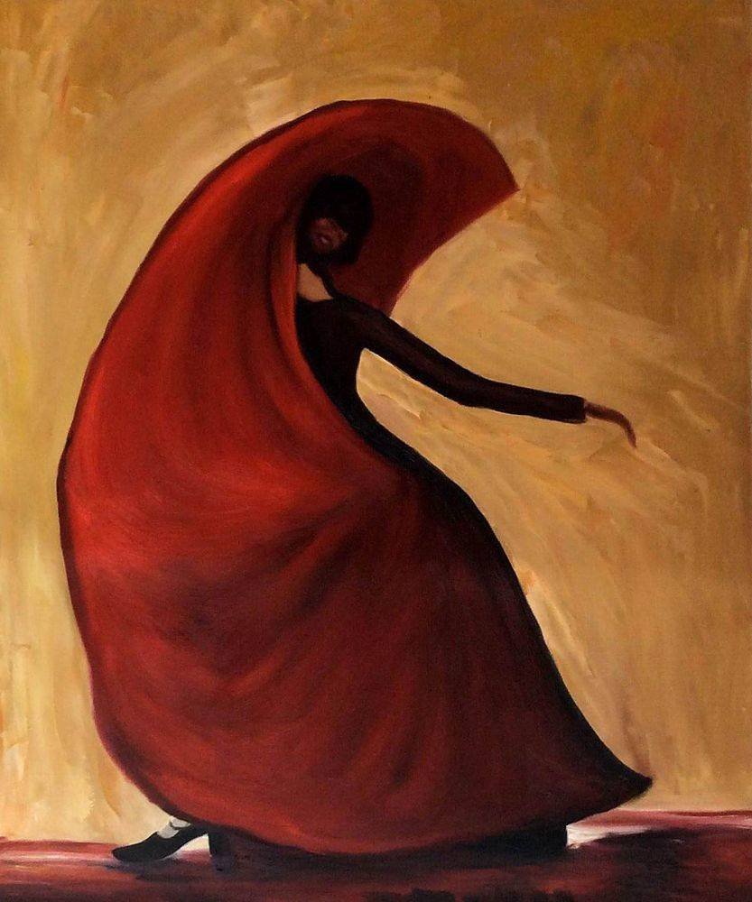 Flamenco Reproduction