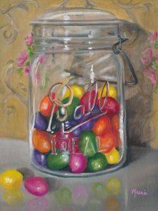 Jar of Jelly Beans