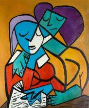 Picasso by Nora III