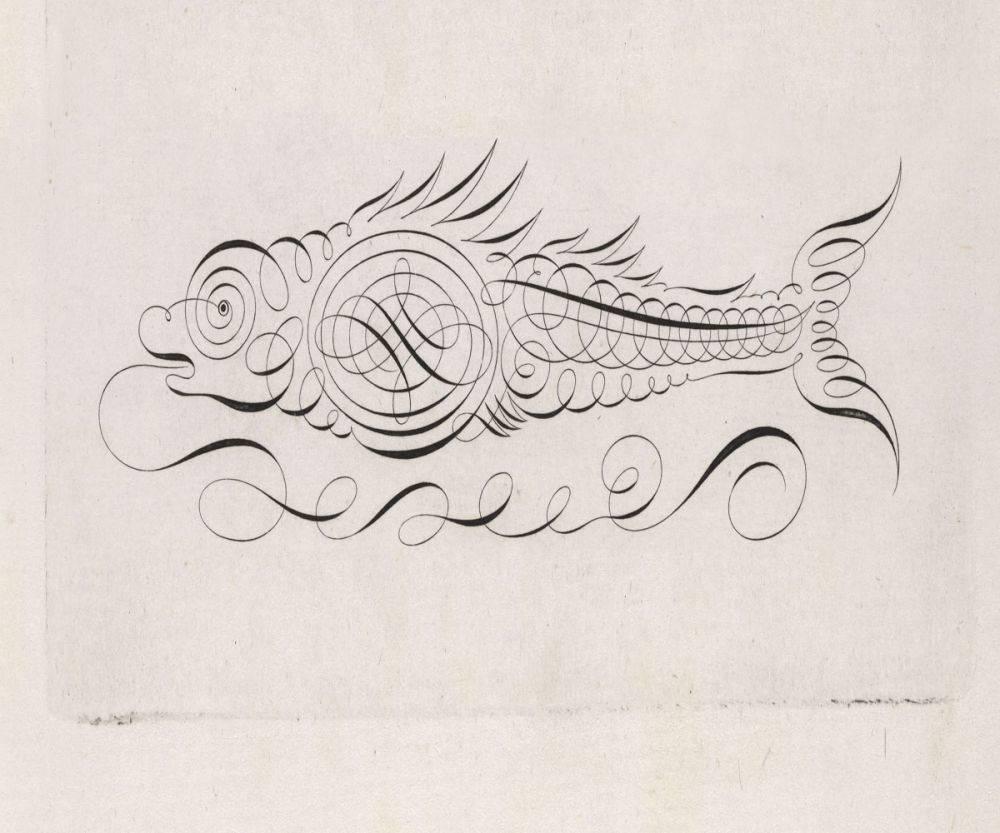 Ornamental Fish, 1733