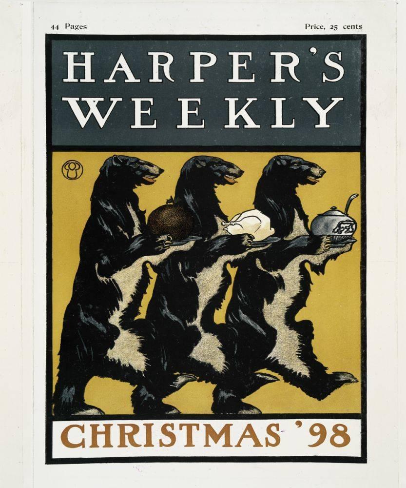 Harper's Christmas 1898