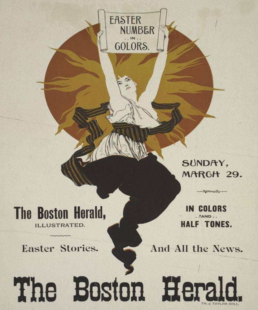 The Boston Hearld 1893