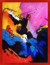 Abstract 6431902 Pre-Framed