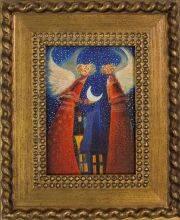Angels II Pre-Framed Miniature