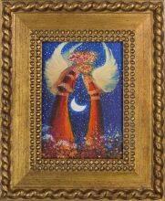 Angels III Pre-Framed Miniature