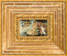 Birth of Venus Pre-Framed Miniature