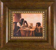The Thankful Poor Pre-Framed Miniature