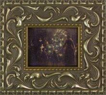 Glade jul (Happy Christmas) Pre-Framed Miniature