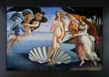 Birth of Venus Pre-Framed