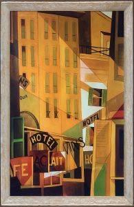 Hotel Pre-Framed