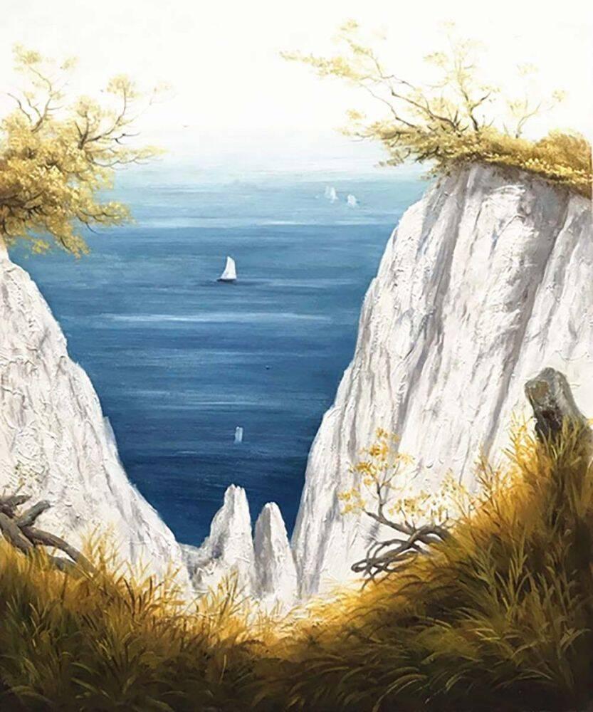 Chalk Cliffs at Rugen