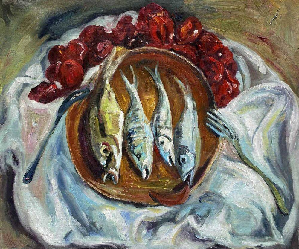 Fish and Tomatoes