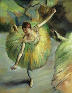 Dancer Tilting