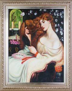 Lady Lilith Pre-Framed