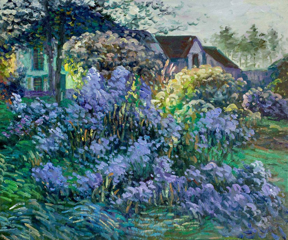 The Asters, 1906
