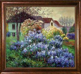 The Asters, 1906 Pre-Framed