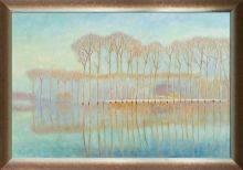 De Overstroming, 1892 Pre-Framed