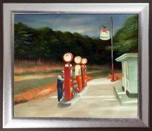 Gas, 1940 Pre-Framed