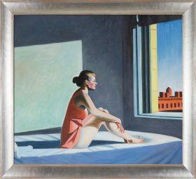 Morning Sun, 1952 Pre-Framed